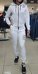 Женский белый костюм ARMANI, качество люкс. Новинка!