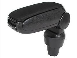 Seat Mii 2011- подлокотник комплектект черная ткань + монтажный комплектект, арт. DA-18816