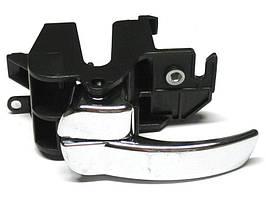 Nissan Pathfinder 2004- внутренняя ручка передняя с хромированным замком левая, арт. DA-6101