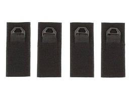 Кріплення для сітки багажника на липучці універсальні 4 шт. комплект.