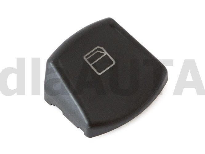 VW Crafter 06-15 накладка кнопки склопідіймача в правій панелі