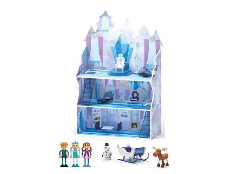 Ляльковий будинок крижаної принцеси PLAYTIVE  JUNIOR