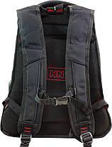 Рюкзак шкільний для хлопчика з USB підлітковий Winner One 399-19R, фото 3