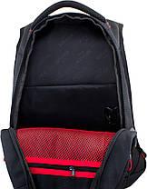 Рюкзак шкільний для хлопчика з USB підлітковий Winner One 399-19R, фото 2