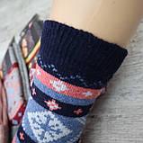 Носки АНГОРА женские. 39-42 р-р. Женские теплые зимние носки , утепленные носки, фото 3