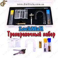 """Тренировочный замок-конструктор - """"LockMall"""""""