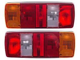 VW T5 задній ліхтар лівий + правий 2 шт.