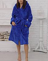 Махровый халат средней длинны Размер Л