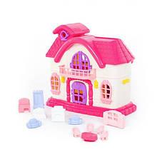 Кукольный домик игрушка