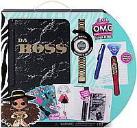 LOL Surprise! OMG Fashion Journal Da Boss дневник блокнот Да Босс ЖУРНАЛ от КУКЛЫ ЛОЛ DA BOSS!