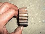 Б/У шестерня коленвала опель зафира а 1.6 16 клапанов, фото 2