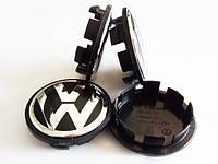 Колпачки для оригинальных дисков Volkswagen Caddy, Golf, Phaeton, Polo, Passat, Sharan, Touran