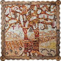 """Набор для создания картин (креативное рукоделие) """"Дерево страны чудес"""""""