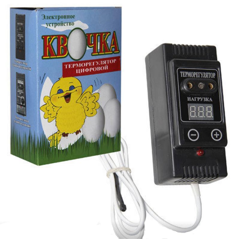 """Терморегулятор для інкубатора цифровий """"Квочка"""""""