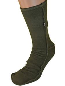 Утепляющие вкладыши в ботинки (флисовые термоноски )