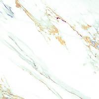 60х60 Полированный керамогранит CALACATTA GOLD КАЛАКАТА ГОЛД серый, фото 1