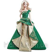 Кукла Барби Коллекционная Праздничная 2011 Barbie Collector Holiday T7914