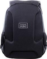 Рюкзак шкільний з USB підлітковий чоловічий Winner One 405-2, фото 3