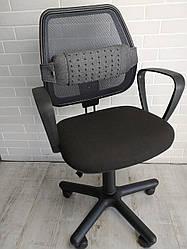 Ортопедична подушка масажер EKKOSEAT під спину офісного крісла. Універсальна
