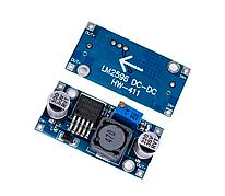 Регулятор напряжения понижающий LM2596S 1.25-35V 3A