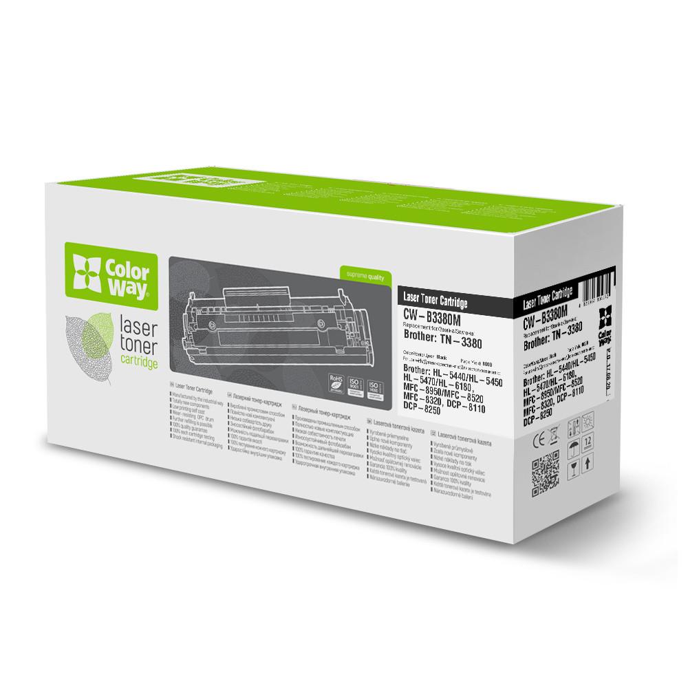 Картридж Лазерный для Brother HL5440/5450, DCP8110 ColorWay