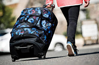 Дорожня сумка для комфортної поїздки