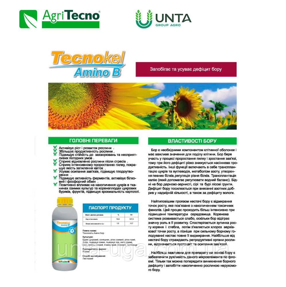 Текнокель амино бор (Tecnokel Amino B)