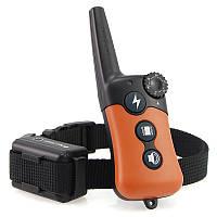 Электроошейник для собак дрессировочный PET 619A водонепроницаемый. Новая версия, дальность до 800м!