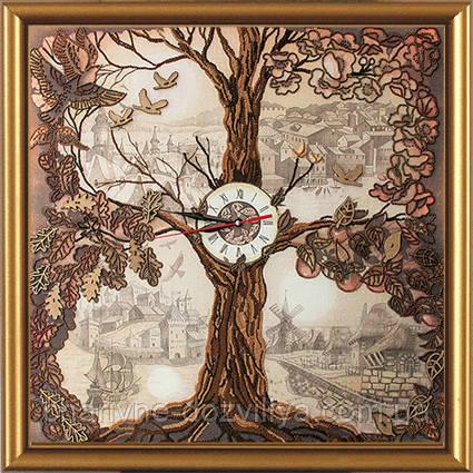 """Набор для создания часов """"Дерево - часы"""""""