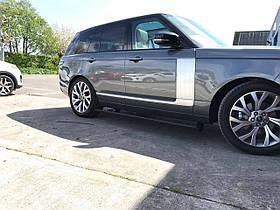 Подножки с электроприводом Range Rover Vogue 2017+