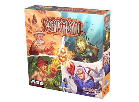 Настольная игра Скарабеи (Scarabya), фото 2