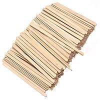 Мешалки для напитков деревянные одноразовые (уп-800 шт)