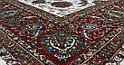 Ковер восточная классика ABBASS 2134 2Х3 Кремовый прямоугольник, фото 3