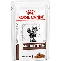 Паучи Royal Canin Gastro-Intestinal Feline 85г (в упаковке 12шт.)