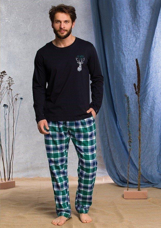 Мужская трикотажная пижама в подарочной упаковке!  Оригинал!