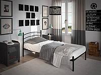 Кровать Маранта мини Tenero 800х2000 Черный бархат 10000052, КОД: 1555600