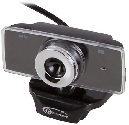 Веб-камера Gemix F9 Black, фото 2