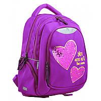 Стильный   подростковый  рюкзак Т-22 OTHERWISE для девочек, фото 1