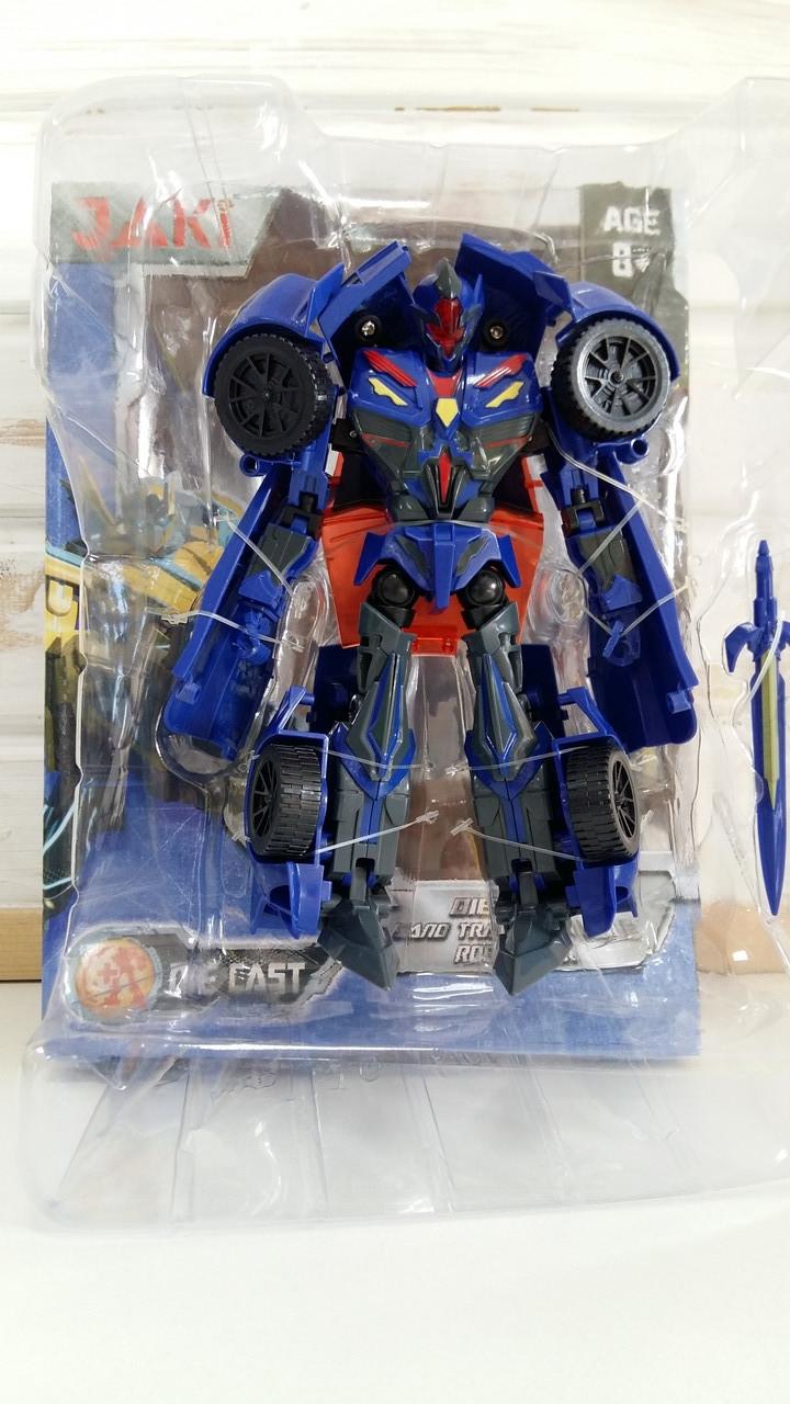 Трансформер JQ6106 робот+машинка