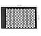Масажний ортопедичний килимок з подушкою Acupressure Mat Ортопедический массажный коврик 65 см*41 см, фото 6