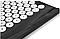 Масажний ортопедичний килимок з подушкою Acupressure Mat Ортопедический массажный коврик 65 см*41 см, фото 7