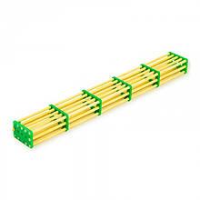 Бамбуковая клеточка на 5 отсеков