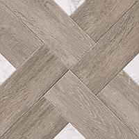 40х40 Керамическая плитка пол Marmo Wood Cross Мармо Вуд Крос тёмно-бежевый керамогранит, фото 1