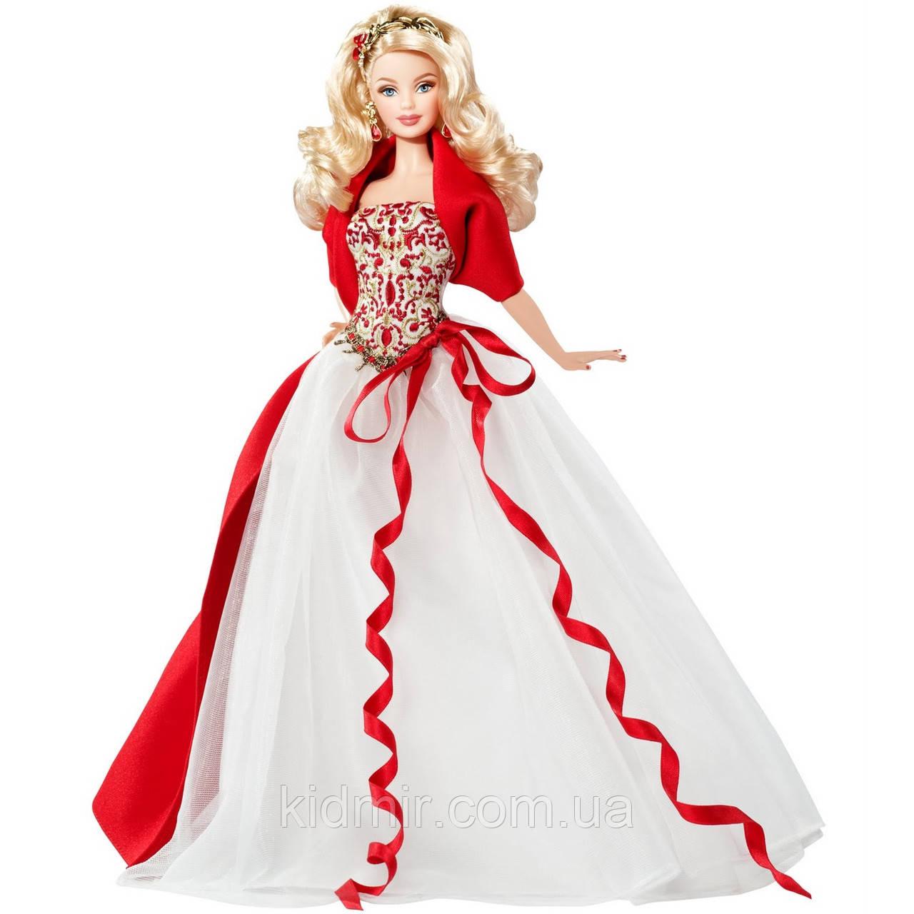 Кукла Барби Коллекционная Праздничная 2010 Barbie Collector Holiday R4545