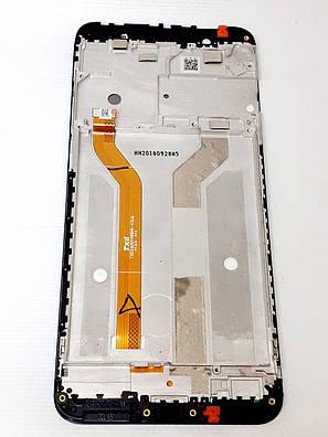 Модуль сенсор и дисплей Asus ZenFone Max Pro (M1) ZB602KL / ZB601KL  оригинал б.у., фото 2