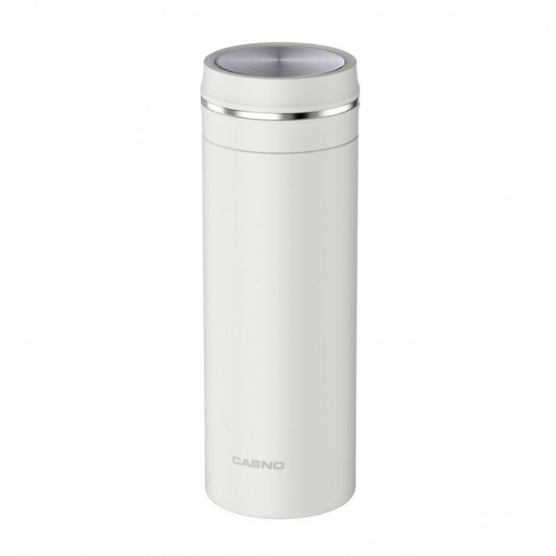 Термопляшка CASNO 450 мл KXN-6059 Біла