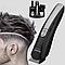 Машинка триммер для стрижки волос KEMEI KM-600 (11 В 1 + Подставка), фото 4