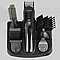 Машинка триммер для стрижки волос KEMEI KM-600 (11 В 1 + Подставка), фото 8