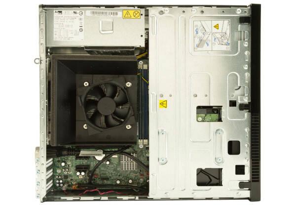 Системный блок Lenovo ThinkCentre E72 SFF-Intel Core-i3-3220-3,4GHz-4Gb-DDR3-HDD-500GB- Б/У, фото 2