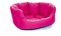Диван для животного Fuxia, розовый, 54см +